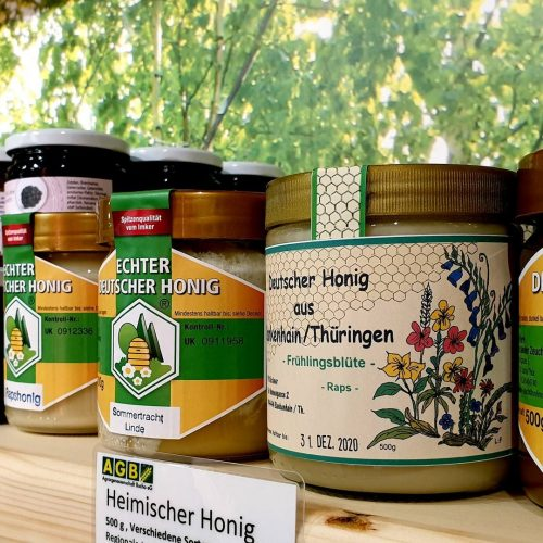 Heimischer Honig